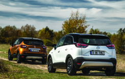 Test comparativ – Opel Crossland X vs Renault Captur