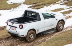 Test drive – noua Dacia Duster pick-up