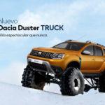 Dacia Duster Truck – surpriza anului?