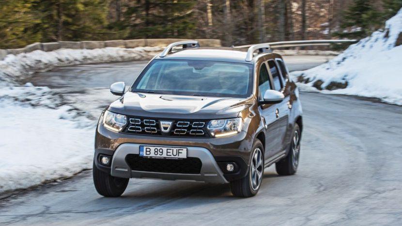 Cât costă Dacia Duster cu noile motoare TCe pe benzină în România