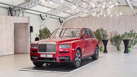 Rolls-Royce Cullinan – prețuri în România