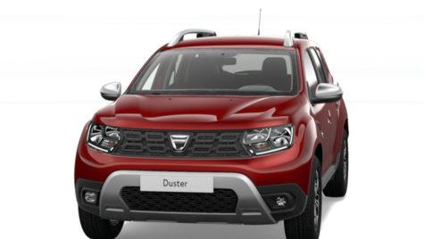 Dacia Duster TCe 150 2WD – cel mai rapid model produs vreodată la Mioveni