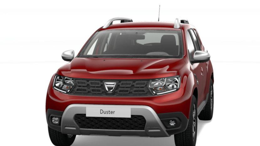 Dacia Duster TCe 150 2WD - cel mai rapid model produs vreodată la Mioveni