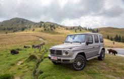 Test drive – Mercedes-Benz Clasa G 500