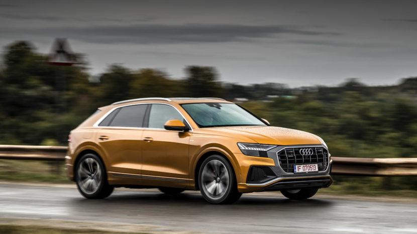 Test drive – Audi Q8 50 TDI Quattro