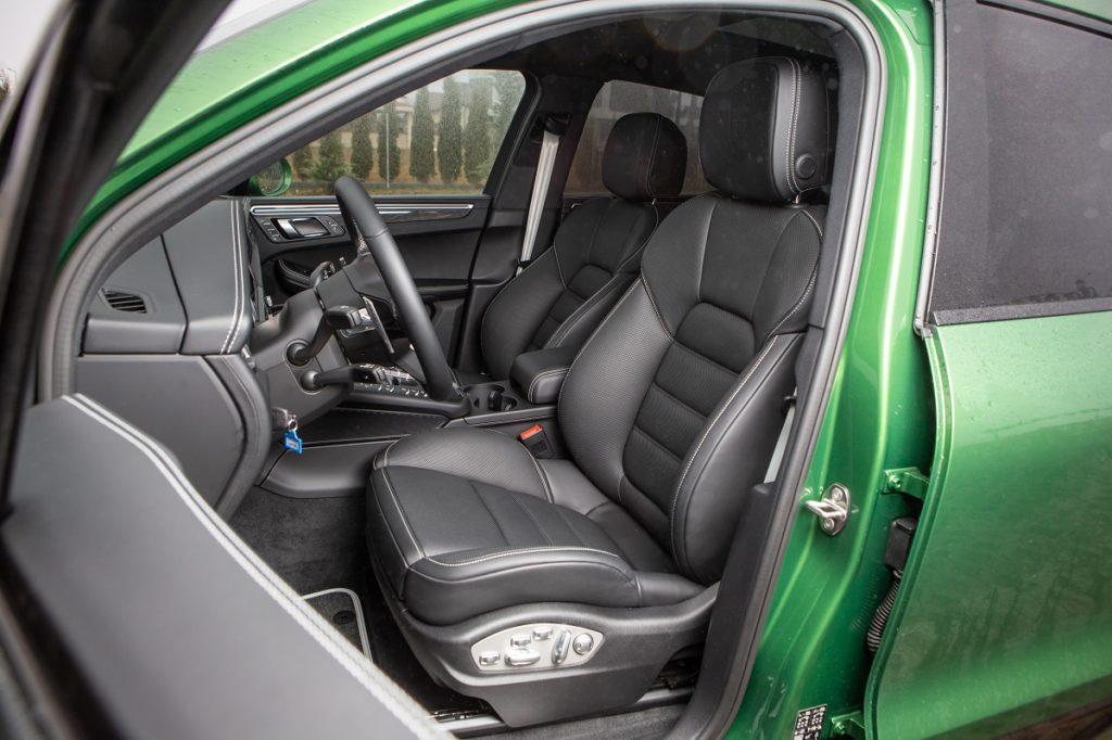 Test drive Porsche Macan facelift (1)