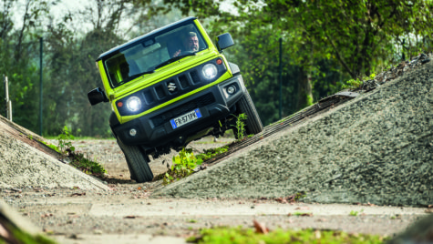 Test drive – Suzuki Jimny