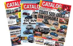 Ediția 2019 a catalogului SUV poate fi cumpărată din rețelele de distribuție