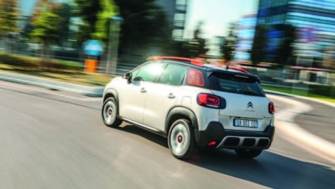 Test drive – Citroen C3 Aircross