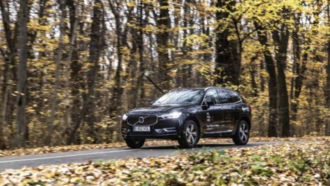 Test drive – Volvo XC60 T8 Inscription