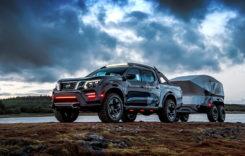 Nissan Navara Dark SKY Concept și Navara N-Guard