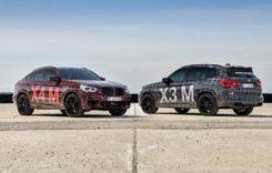 Teaser BMW X3 M și BMW X4 M. Super-SUV-urile vor fi prezentate în curând