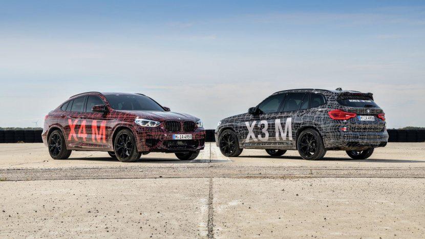 BMW-X3-M-si-BMW-X4-M