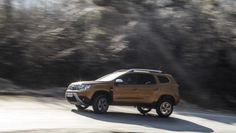 Pe ce loc e Dacia Duster în topul celor mai bine vândute SUV-uri în Europa?