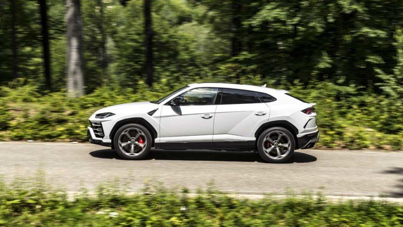 Test drive – Lamborghini Urus