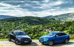 Test comparativ: BMW X4 M40i vs Mercedes-AMG GLC 43