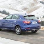 Test drive – Maserati Levante