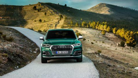 Noul Audi SQ5 TDI – Informații și fotografii oficiale