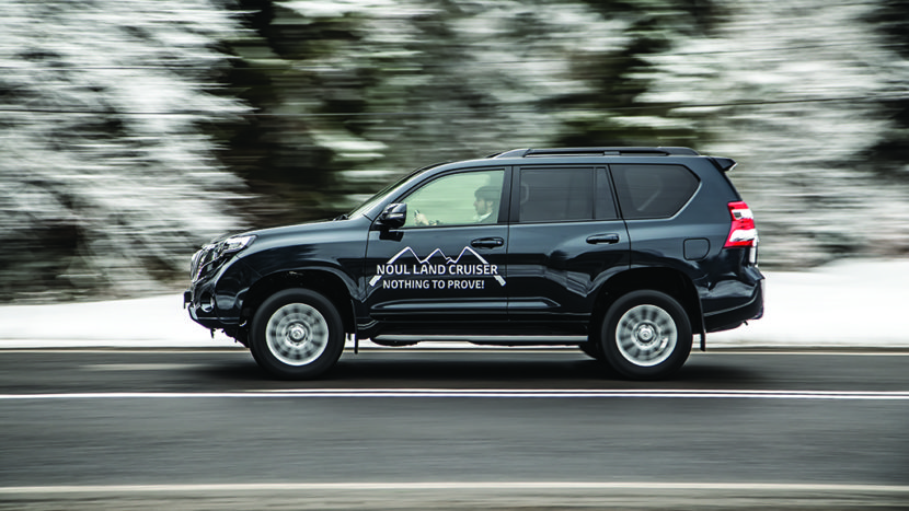 Test drive - Toyota Land Cruiser Luxury 2.8L D-4D 6 AT
