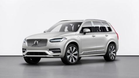 Volvo XC90 facelift – actualizări subtile și o nouă versiune mild hybrid