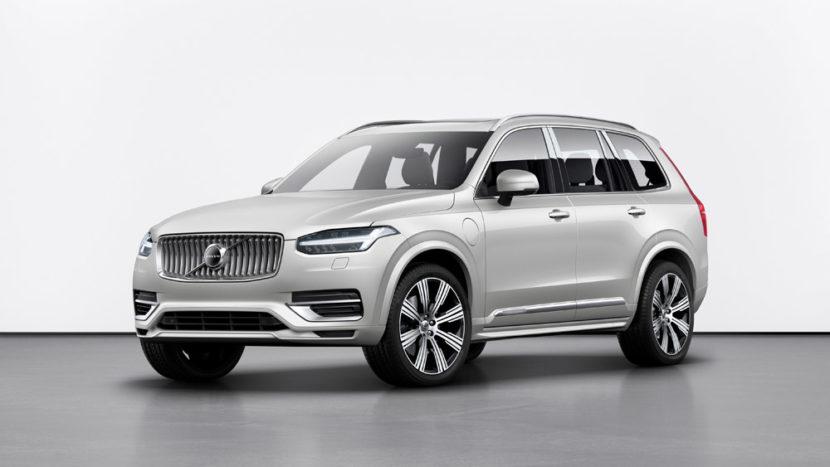 Volvo XC90 facelift - actualizări subtile și o nouă versiune mild hybrid