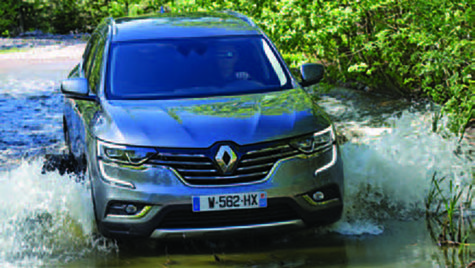 Test drive – Renault Koleos Energy dCi 175 X-Tronic 4WD