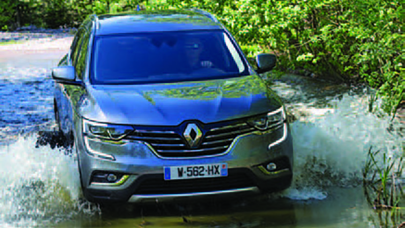 Test drive - Renault Koleos Energy dCi 175 X-Tronic 4WD