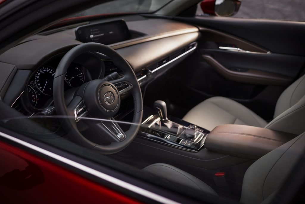 Noua Mazda CX-30 (14)