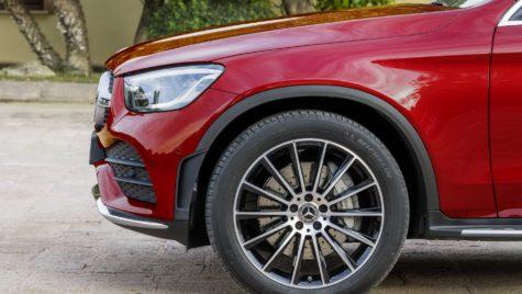 Noul Mercedes-Benz GLC Coupe – Informații și fotografii oficiale