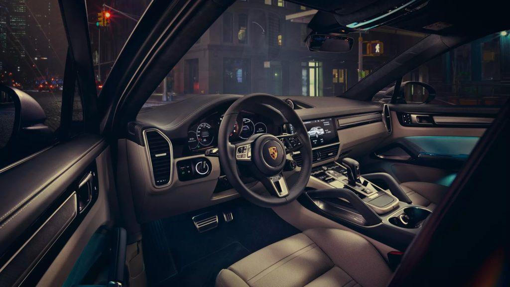 Noul Porsche Cayenne Coupe (1)