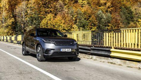 Test drive Range Rover Velar – Noul star