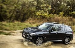 "Test drive BMW X3 – Don't call me ""baby"""