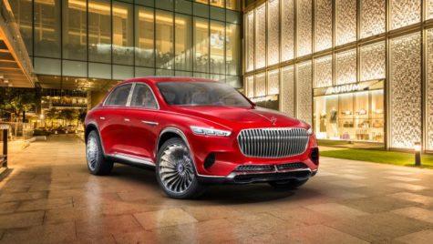 Mercedes va construi un SUV Maybach. Ce model va avea la bază?