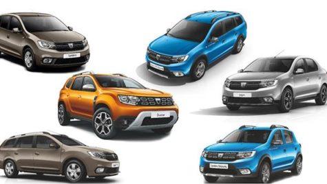 Dacia accelerează producția Duster. Câte unități s-au produs în 2019?