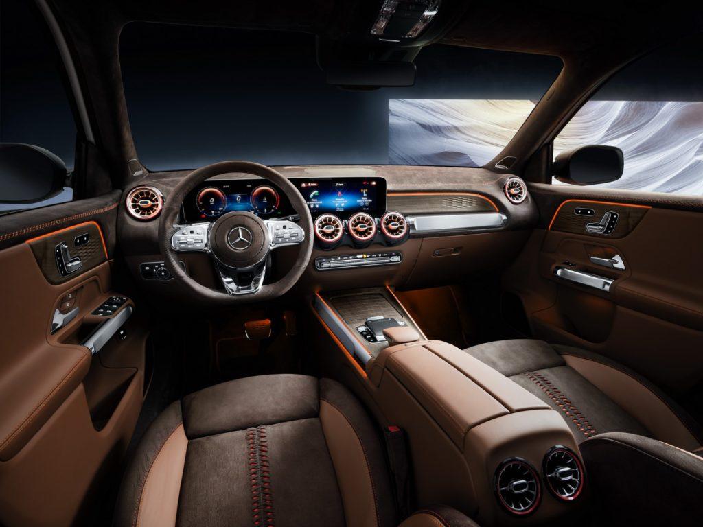 Conceptul Mercedes-Benz GLB (7)