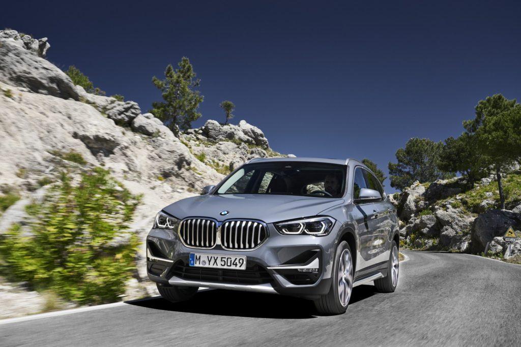 Noul BMW X1 facelift (3)