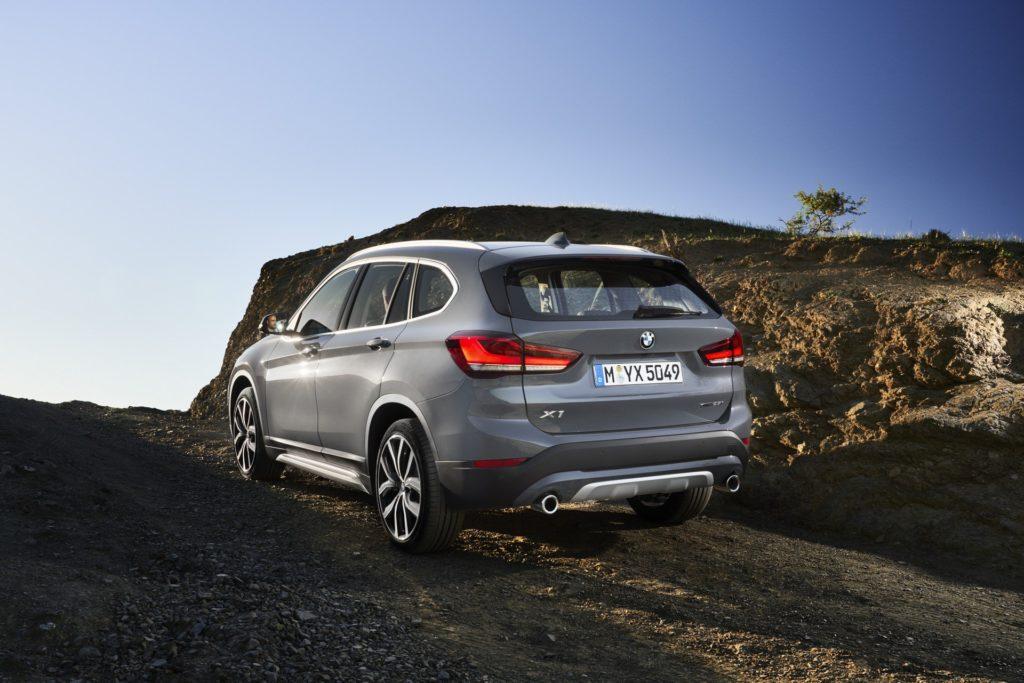 Noul BMW X1 facelift (4)