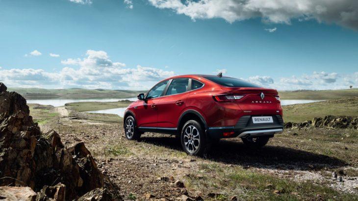 Noul Renault Arkana – Informații oficiale despre SUV-ul testat în România