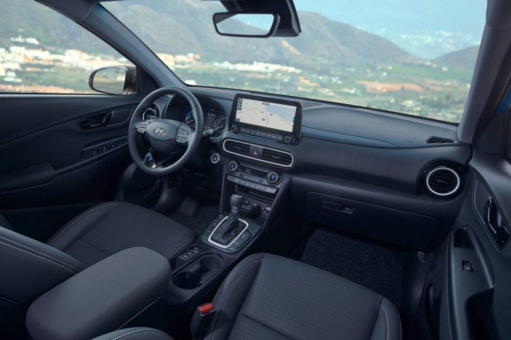 Noul Hyundai Kona Hybrid (3)