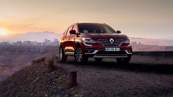 Noul Renault Koleos facelift primește două motoare diesel noi
