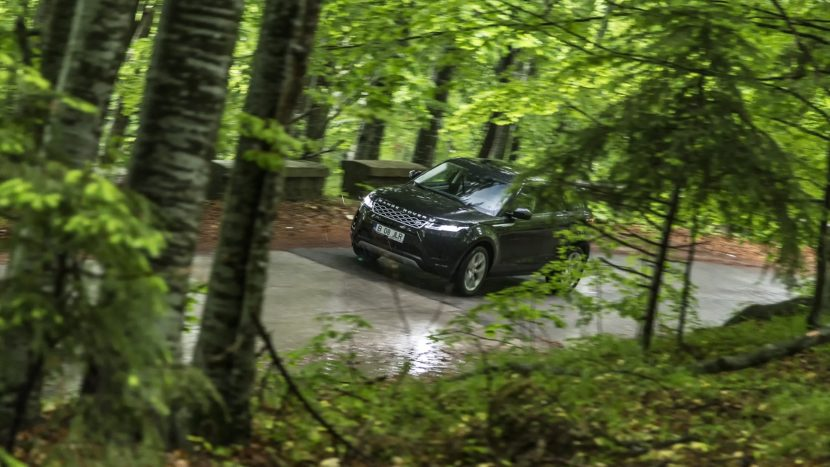 Test drive Range Rover Evoque (5)