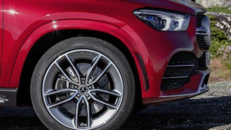 Noul Mercedes-Benz GLE Coupe e aici! Informații oficiale