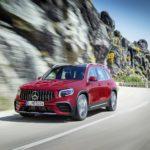 Oficial – Acesta este noul Mercedes-AMG GLB 35 4MATIC