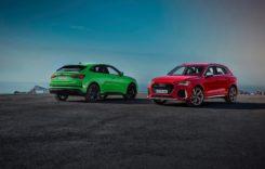 Noile Audi RS Q3 și Audi RS Q3 Sportback – SUV-uri compacte cu mulți cai putere