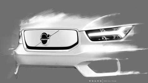 Primul Volvo electric este un SUV! Când va fi gata?