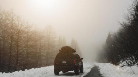 Accesorii potrivite pentru un SUV iarna